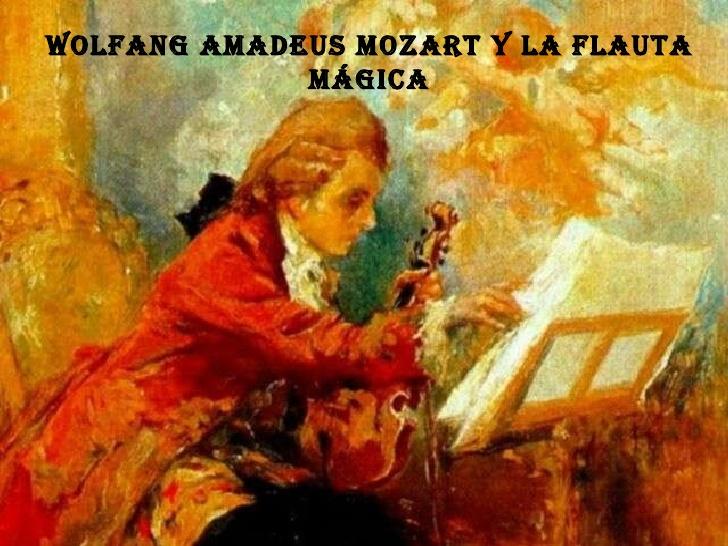 La flauta mágica