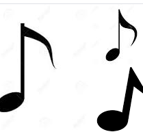 Notas musicales flauta
