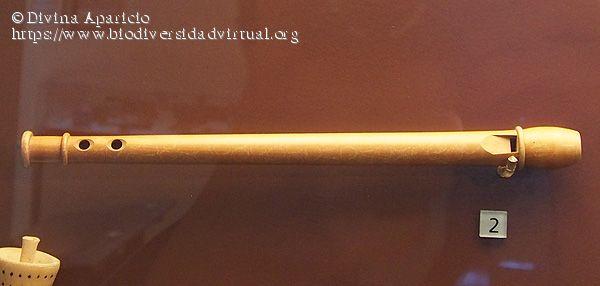 Flauta de tres agujeros